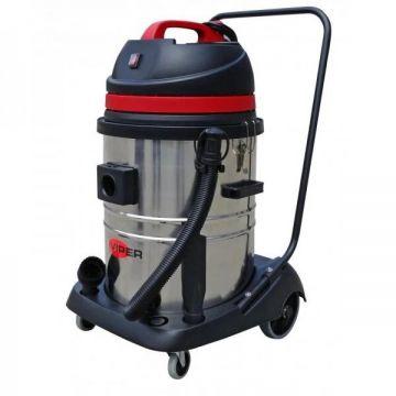 Viper LSU155 single motor Steel Wet & Dry Vacuum
