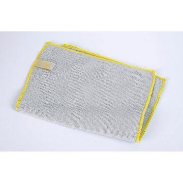 Decitex Mini 200 Microfibre Cloths – Yellow – Pack of 5