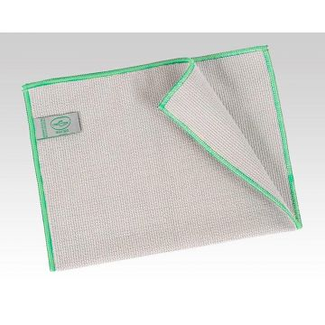 Decitex Mini 320 Microfibre Cloths – Green – Pack of 5