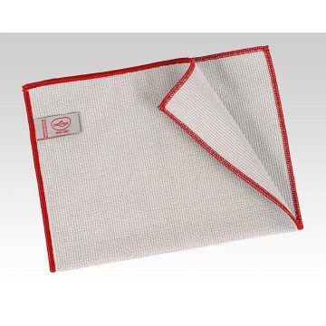 Decitex Mini 320 Microfibre Cloths – Red – Pack of 5
