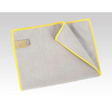 Decitex Mini 320 Microfibre Cloths – Yellow – Pack of 5