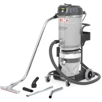 Nilfisk VHS 120 H-Class All In One Vacuum Cleaner