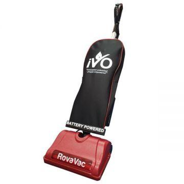 Rova Vac Battery Upright Vacuum Cleaner
