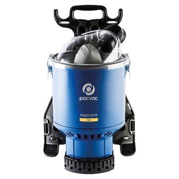 Pacvac Superpro 700 Cord Backpack Vacuum Cleaner
